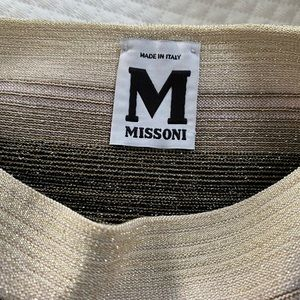 Vintage Missoni Knit Sheath Dress